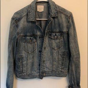 American Eagle oversized jean jacket